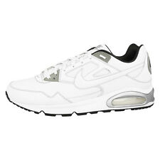 NIKE AIR MAX SKYLINE LEATHER SHOES WHITE TRAINERS 409999-100 BW CLASSIC 90 97
