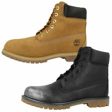 TIMBERLAND 6 INCH PREMIUM BOOTS WOMEN HIGH TOP BOOTS SHOES CLASSIC