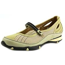 Golfstream E3500 Women  Round Toe Leather Tan Golf Shoe