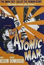 THE ATOMIC MAN NEW DVD