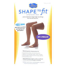 Dr Comfort Open Toe Anti-Embolism Thigh High 18 mmHg Stockings