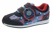 Boys Thomas The Tank Engine Trainers Casual Flat Sports Skate Shoes Kids Size
