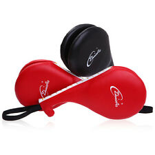 New Kid Double Kicking Target Adult Taekwondo Karate MMA Strike Pad Punch Shield