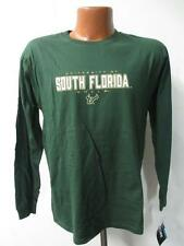 U of Southern Florida Bulls Boys 8/10(M)--16/18(XL) Long Sleeve Screened T-Shirt