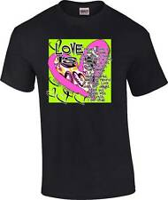 Christian Neon Love Is Patient Love Is Kind T-Shirt