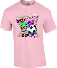 This Is My Game You Want It Come And Get It Soccer Ball Goal T-Shirt