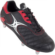 Gilbert Sidestep XV Low Cut Soft Toe 6 Stud Rugby Boot Junior