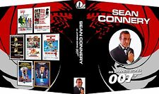 JAMES BOND 007 SEAN CONNERY Custom Photo Album 3-Ring Binder