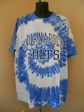 NEW Indianapolis Colts Funky Tie-Dyed Mens Sizes XL-3XL (Tall) Shirt