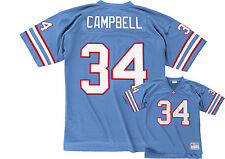 Mitchell & Ness Houston Oilers Earl Campbell TC Jersey