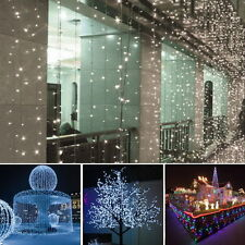 10M/33ft Solar Fairy String  Lights Home Garden Party Decor Waterproof LED Light