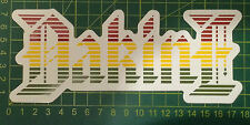 Dakine Surf Snowboard Skate Sticker - Rasta design Brand New dakine stickers