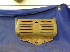 Early 1935 FORD CAR LOWER GRILLE INNER PAN, STONE SHIELD