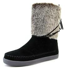 Toms Nepal Boot   Round Toe Suede  Winter Boot