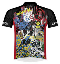 Primal Wear Tagged Cycling jersey Men's Short Sleeve bike bicycle with Socks