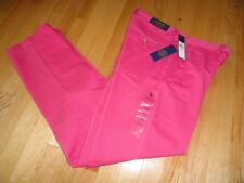 Polo Ralph Lauren Mens Classic Fit Chinos Pants Pink 33 x 32 or 29 x 32 NWT