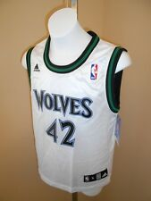 NEW Kevin Love #42 Minnesota Timberwolves YOUTH S-M Adidas Jersey