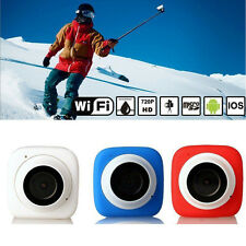 Waterproof Wide Angle WiFi Wireless Mini Sport Action DV Video Camera Camcorder