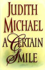 A Certain Smile by Judith Michael (1999, Hardcover)