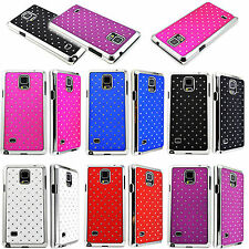 Crystal Shining Hard Ultra Slim Phone Case Cover For Samsung Galaxy Note 4 N9100