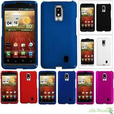 Snap On Hard Phone Case Cover For LG VS920(Spectrum) Various Colors
