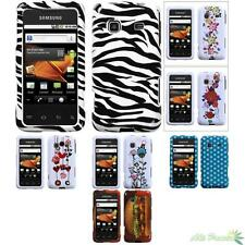 Hard Protector Case Cover For SAMSUNG M820(Galaxy Prevail) Image Printed
