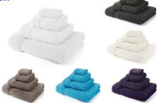 Luxury 100% Egyptian Cotton Hand, Bath Towels Sheets 700 gsm SuperSoft Thicker