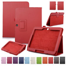 "Slim Folding Leather Cover For Samsung Galaxy Tab 3 10.1"" GT-P5200 Stand Case"