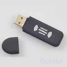 USB WiFi Receiver 150Mbps Internet Adapter RT3070 External Antenna For SDVR PC