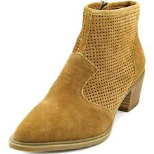 Steven Steve Madden Dalyy Women  Pointed Toe Suede Tan Ankle Boot