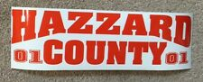 COOTERS Dukes of Hazzard Life General Lee 01 Decal Sticker Chevy Ford Dodge