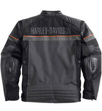 Harley-Davidson Mens Innovator Waterproof Functional Riding Jacket 98539-14VM
