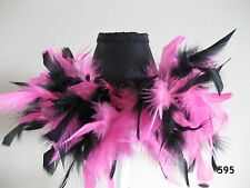 Pink Black Chandelier Shades, Lamp Shade or Night Light for Girl Starlet Bedroom
