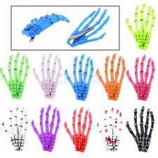Zombie Skull Skeleton Hand Bone Claw Hairpins Hair Clips Special Halloween Party