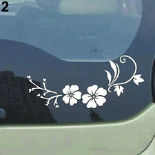 Reflective Flower Vine Car Bonnet Body Window Sticker Car Auto Decal On Sale