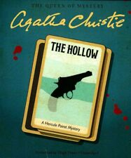 The Hollow: A Hercule Poirot Mystery by Agatha Christie Compact Disc Book (Engli