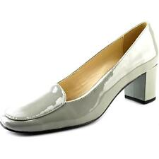 Isaac Mizrahi Sophia Women  Square Toe Patent Leather  Loafer