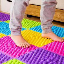 New Colorful Acupuncture Foot Massager Medical Therapy Mat Foot Massage Pad