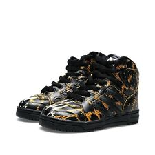 ADIDAS ORIGINALS by JEREMY SCOTT BABY KIDS SHOES JS INSTINCT HI LEOPARD