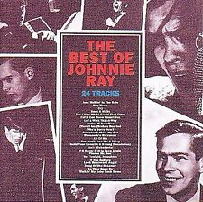 The Best of Johnnie Ray [Sony] by Johnnie Ray (Vocal) (CD, UK IMPORT )