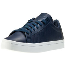adidas Courtvantage Mens Trainers Navy White New Shoes