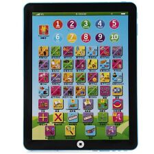 Tablet Pad Toy Learning Children English Educational Colorful Computer Kid