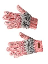 Protest Glove Gloves Knitted glove Mowicka white warm