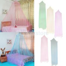 Bed Canopy Net Princess Mosquito Bug Net with Round Hoop Easy Fit Bedroom Beds