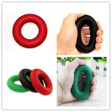 30/40/50 LBS Fitness Strength ExerciFA Rubber Ring Hand Power Grip Gripper PI
