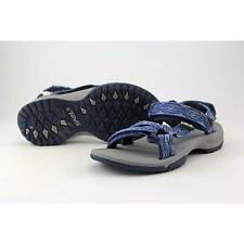 Teva Terra Fi Lite Women US 5.5 Blue Sport Sandal Pre Owned 5442