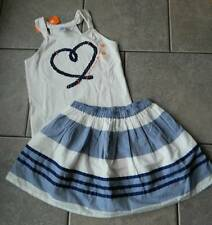 Outfit Gymboree,Cute On the Coast,2 pc.set,skirt,tank top,NWT,sz.4,5,6,10