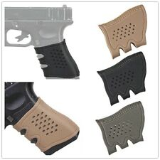 Tactical Pistol Rubber Grip Anti Slip Glove for Glock 17 19 20 21 22 23 31 32