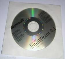 Microsoft IntelliPoint 4.1 Mouse Install Software CD-ROM (2002)