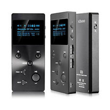 XDUOO X3 Hifi Music Player 8G ROM Lossless MP3 HD OLED Display Support 256G Card